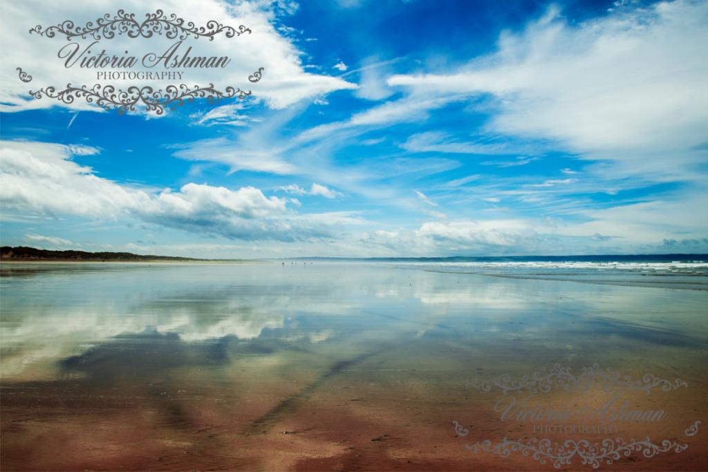 Saunton sands, Devon